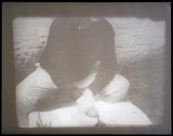 Marcel Broodthaers - La Pluie (Project pour un Texte) (De Regen (Project voor een tekst) - 2minuten 16mm film 1969