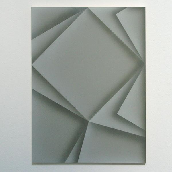 Marielle Buitendijk - Zonder Titel - Acrylverf op paneel