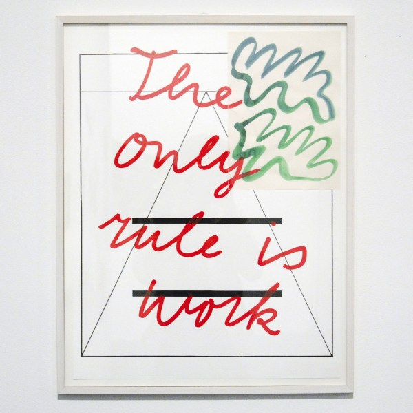 Marijn van Kreij - The Only Rule is Work - Endless Lowlands (2008-2012)
