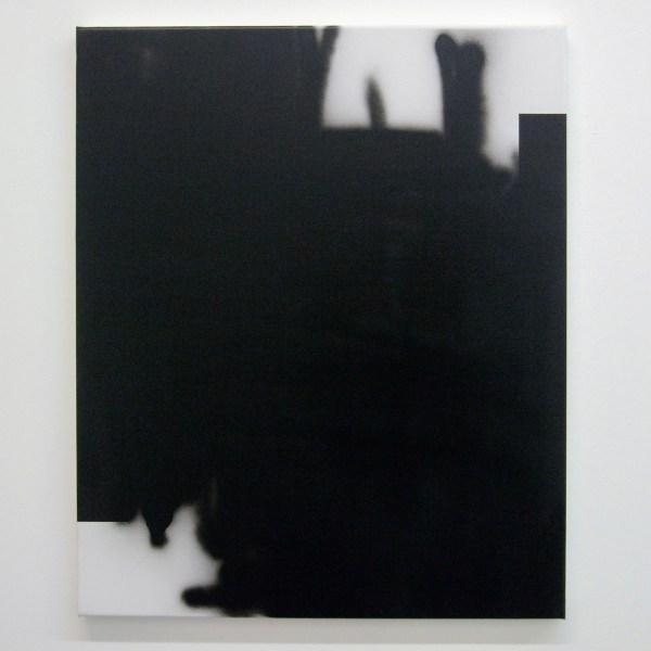 Marius Lut - Untitled - 50x60cm Acrylverf en spuitbus op canvas