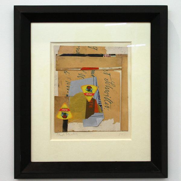 Marlborough Fine Art - Kurt Schwitters