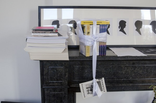 Marthe Ramm Fortun - Artistic Director's Office (detail)