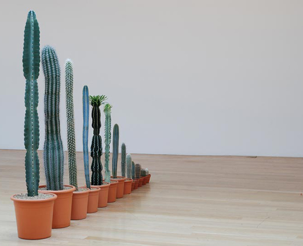 Martin Creed - Work from Down Over Up
