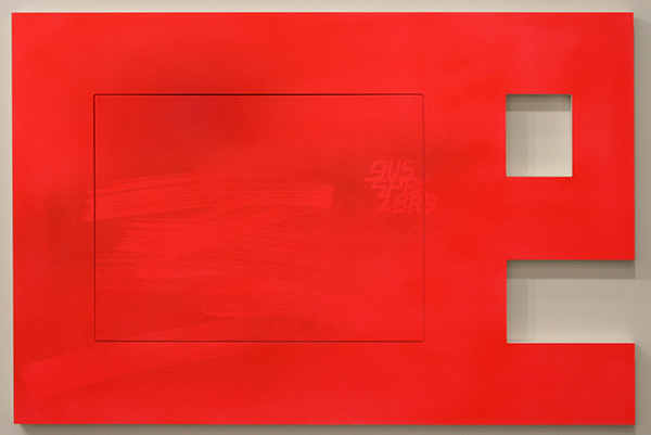 Maruani & Noirhomme Gallery - Wendy White