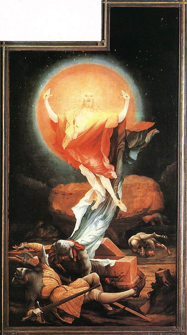 Matthias Grunewald - Resurrection