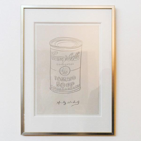 Meneer Malasch - Andy Warhol