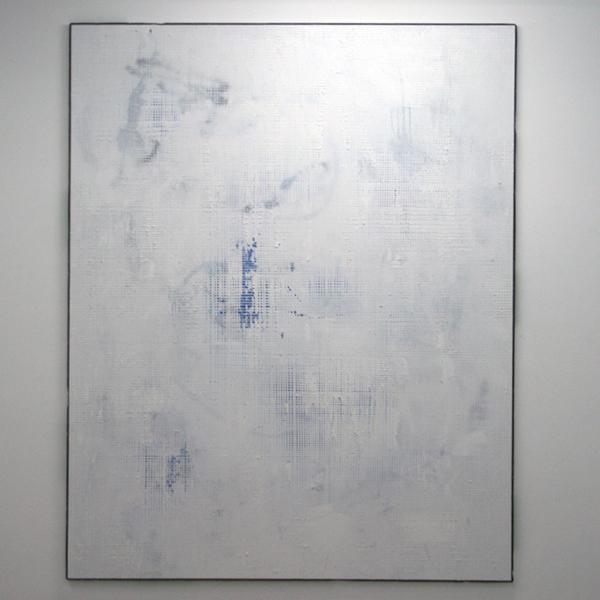Michiel Ceulers - Die Ruckkehr der toten Mutter met neuen Problemen (Shut the fuck up, Donny!) - 250x200cm Olieverf en spuitbus op canvas en karton