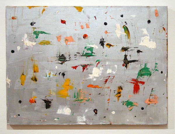 Michiel Ceulers - Trouble Spot Painting - Olieverf en acrylverf op doek