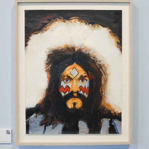 Michiel Hogenboom - Pop Life #7 - Olieverf op linnen in lijst €1500,-