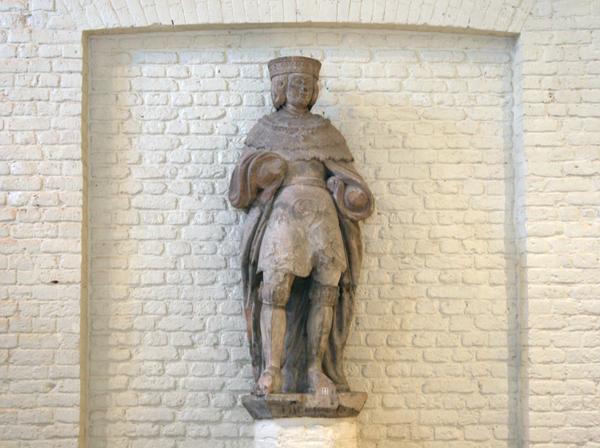 Nedo Solakov - A Quiz - Standbeeld van de Vleeshal