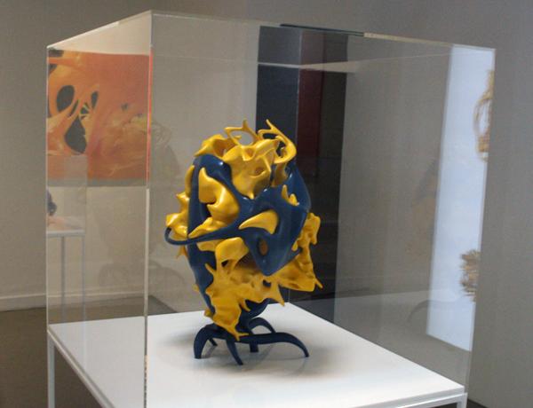 Nick Ervinck - Garfinoswoda - 3D print