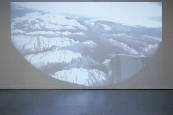 Nicolas Provost - Moving Stories - 7minuten, Videoprojectie