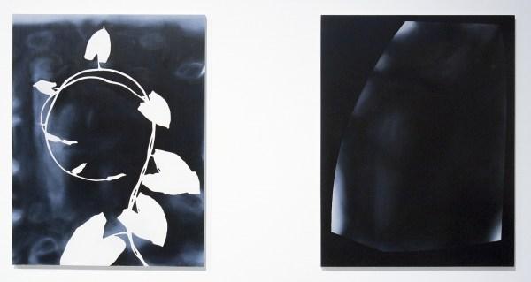 Niek Hendrix - Silver & Kalos - 65x50cm Olieverf op canvas op paneel