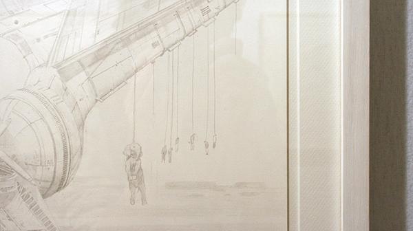 Nosbaum & Reding - Steven C Harvey (detail)