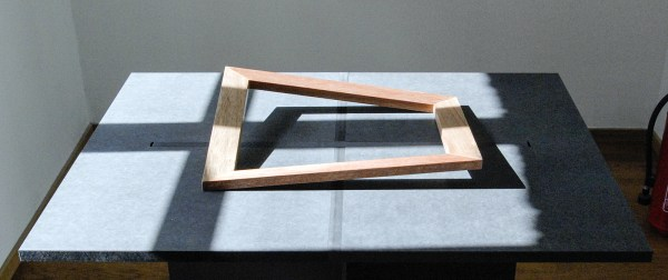 Olga Chulkova - Twisted Frame Frame and Space Framed Space