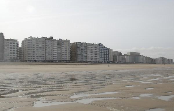 Oostende strand