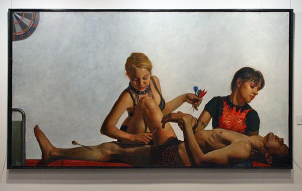 Orleansky Gallery - Ivan Korsthunov