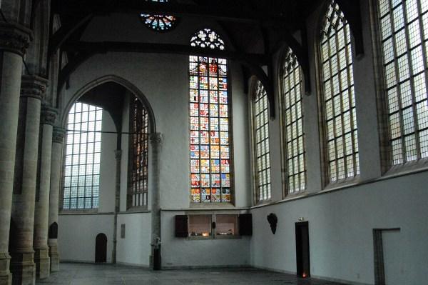Germaine Kruip - Oude Kerk Untitled - Geen kunstlicht