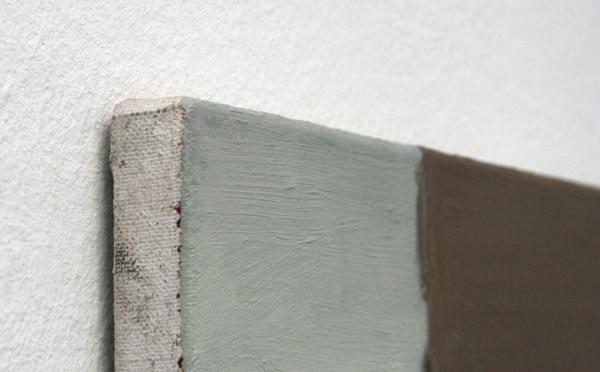 Patricia Spoelder - Flat - 35x45cm Olieverf op linnen (detail)