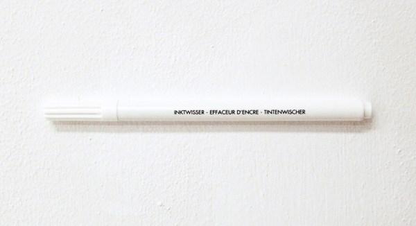 Paul Geelen - Untitled (inktwisser) - Inktwisser