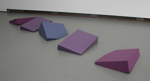 Peter Struycken - Blocks 2 (31,VIII,76)