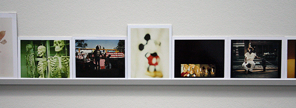 Philip-Lorca diCorcia - Thousand - 100 polaroids