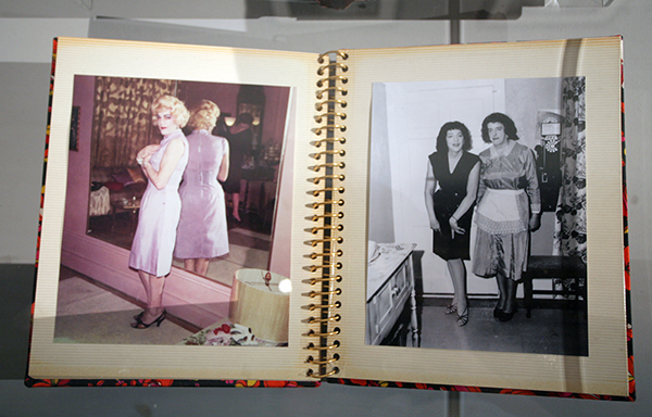 Photographic album from the collection of Cindy Sherman, Courtesy Cindy Sherman