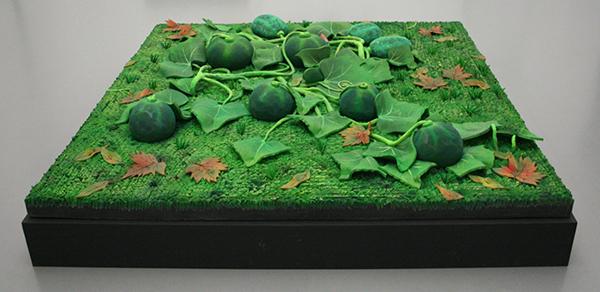 Piero Gilardi - Watermeloenen - Polyurethaan schuim