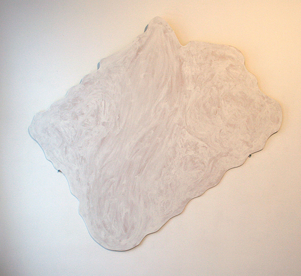 Piet Drikx - Zonder Titel (?) - 220x240cm Alkydverf op paneel