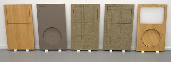 Pieterjan Ginckels - SKINS - 72x240x9cm Diverse plaatmaterialen en foam