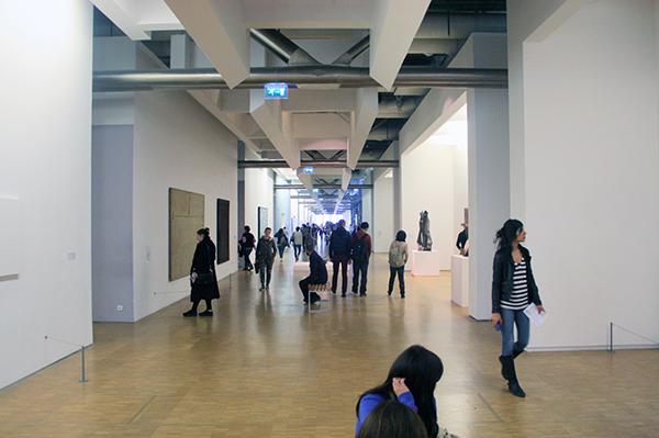 Pompidou Overzicht