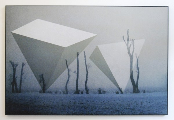Popel Coumou - Untitled - 130x87cm C-print op Bubond