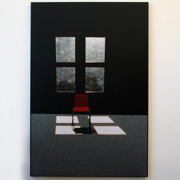 Popel Coumou - Untitled - 130x87cm C-print op bubon