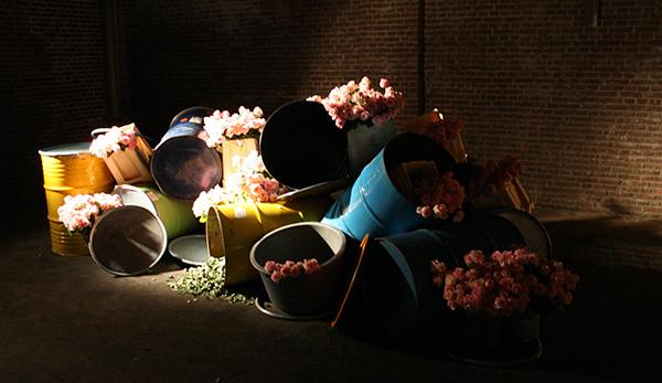 RAW China Expo - Onbekende kunstenaar