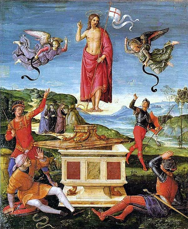 Rafael - The Resurrection of Christ