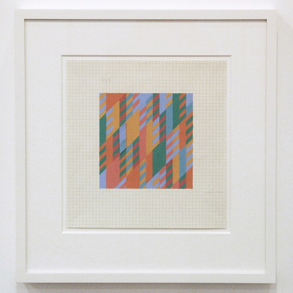 Richard Saltoun and Karten Schubert galleries - Bridget Riley
