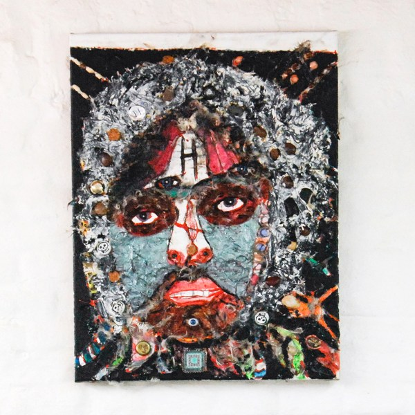 Rik Meijers - Mystical Portrait (H)