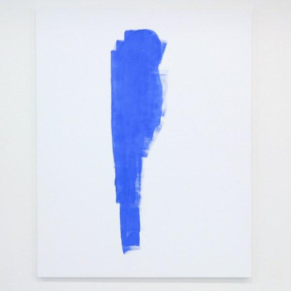 Robbin Heyker - De Parkiet 1 - 150x120cm - Gesso potlood en acrylverf op doek