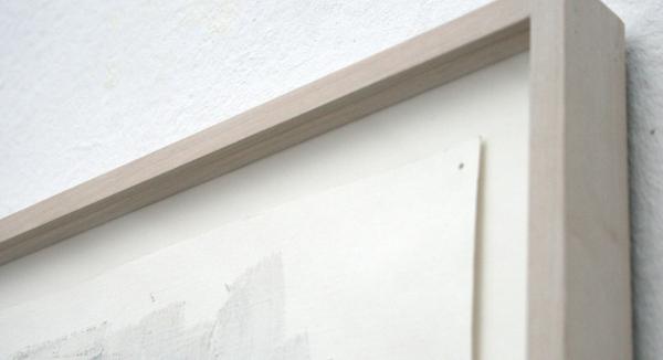 Ronald Ophuis - War Story Teller (Sierra Leone) - 60x50cm Olieverf op papier (detail)