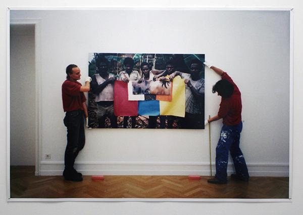 Roy Villevoye - Tjampur in Kunsthalle Bern