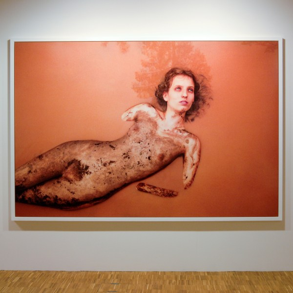 Ryan McGinley - Petra (Pieces) - 183x275cm C-print