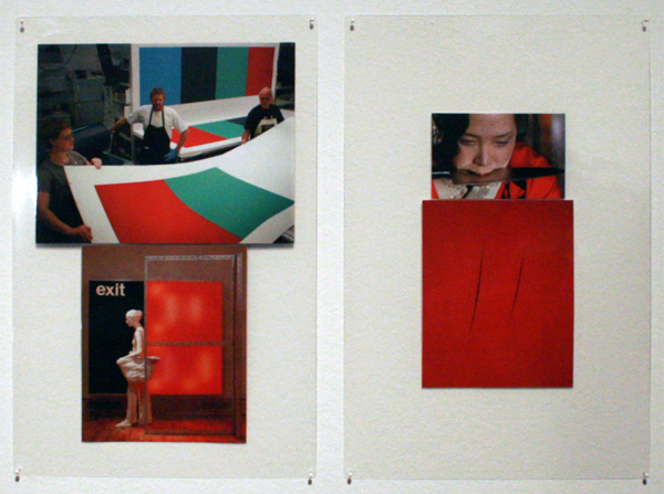 Sacha Bronwasser - Luis Jacob - Album IX