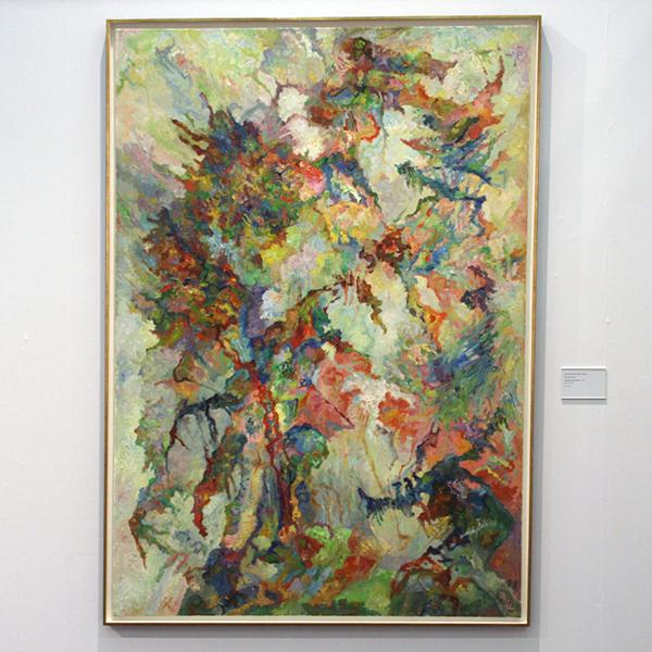 Samuelis Baumgarte Galerie - Bernard Schultze