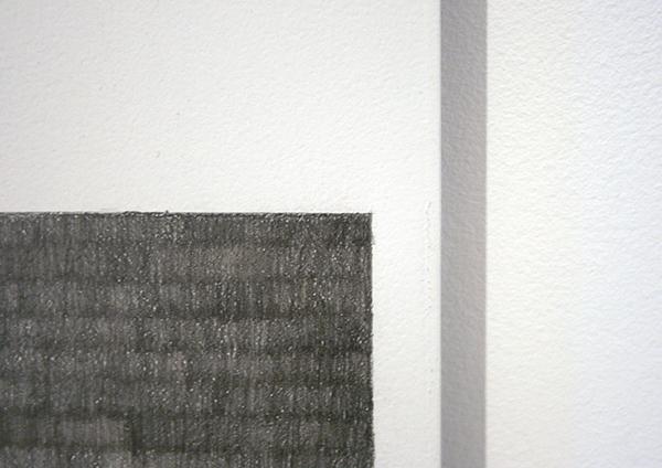 Sarah van der Lijn - 70 procent grijs #1 - 122x76cm Potlood op MDF