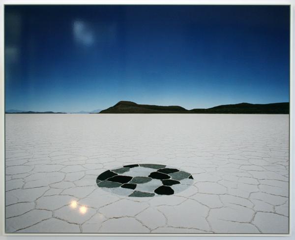 Scarlett Hooft Graafland - Round Carpet - 100x125cm Foto