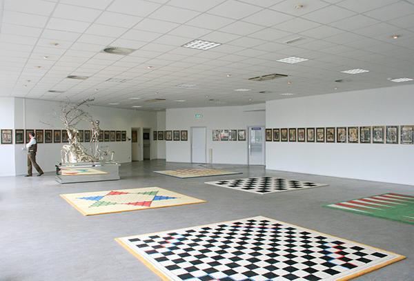Scholte Museum overzicht