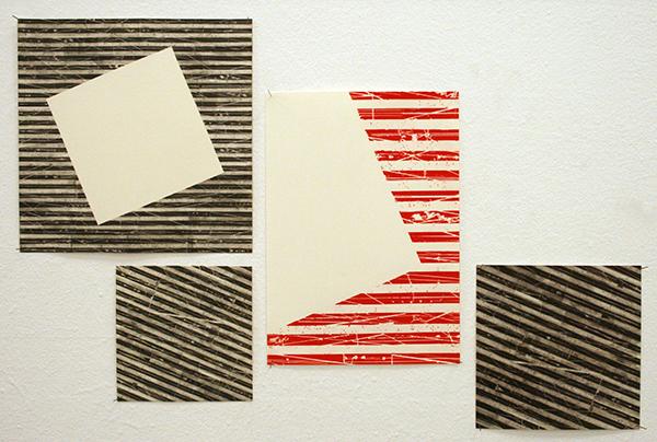 Stephan van den Burg - Diverse tekeningen, diverse materialen