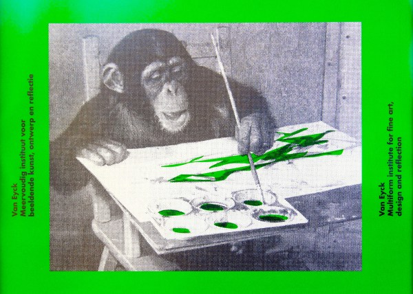 Stupid as a Painter (Congo de chimpansee)