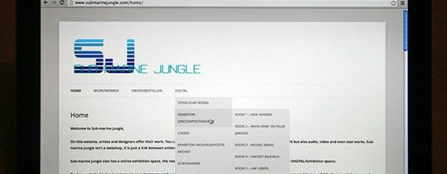 Zojuist opende de 3e tentoonstelling bij Submarine Jungle, een digitale tentoonstellingsruimte waar ook ik een werk toon. Dat scheelde aanzienlijk in transport en kan iedereen deze bezoeken. De tentoonstelling is […]