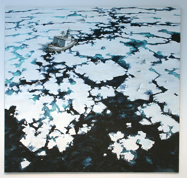Sven Kroner - Untitled - 200x190cm